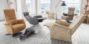 Relaxfauteuils in Hilversum