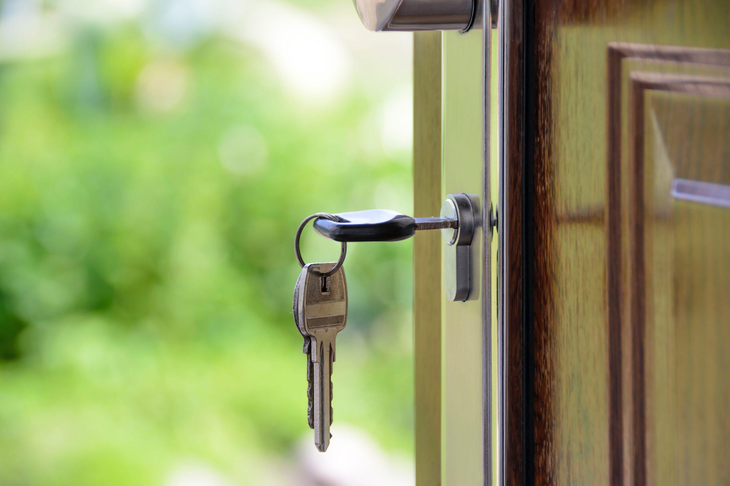 huis beveiligen